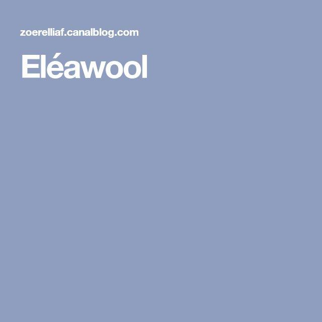 Eléawool