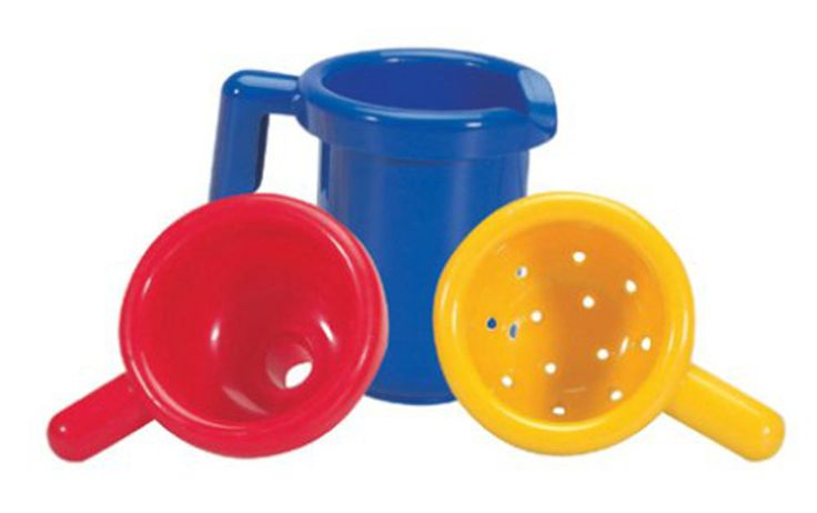 Aquaplay Water And Sand Cups