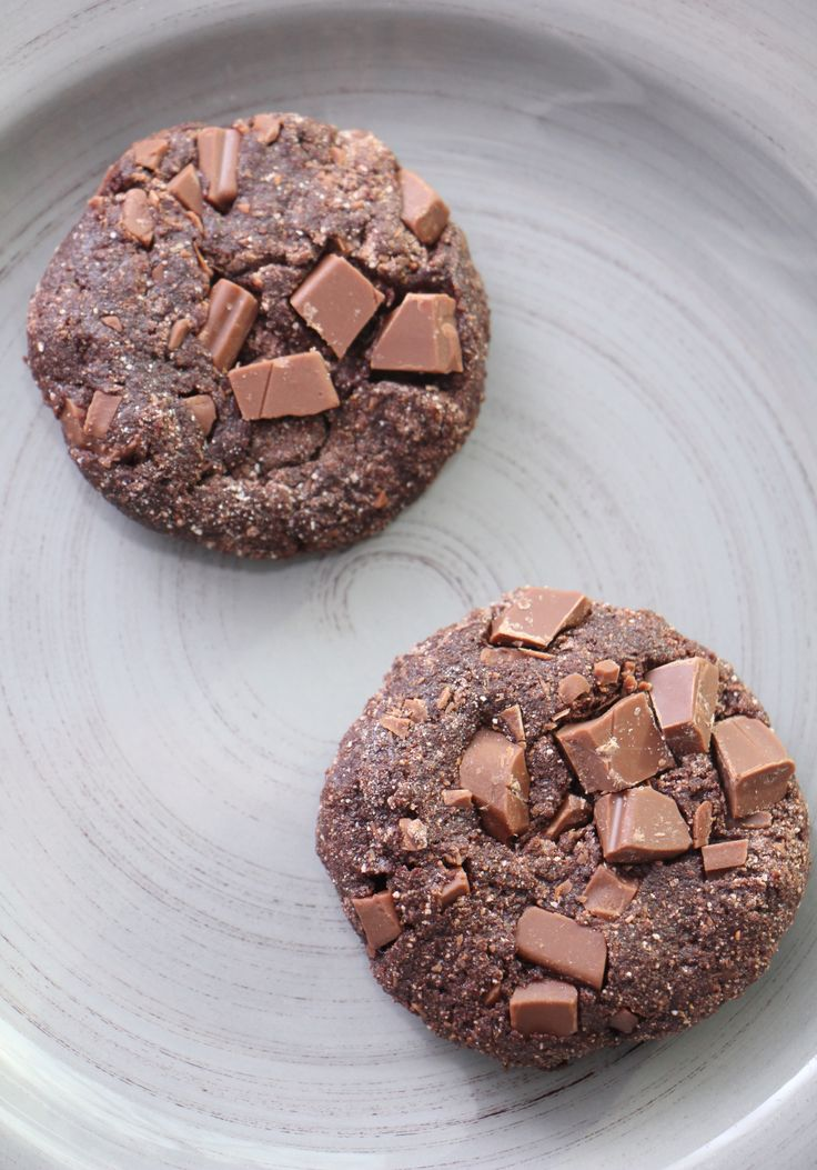 Proteincookies.Fantastisk gode, må lage disse flere ganger
