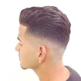 Hairstyles Men Undercut With Transition #styles #stylist #manner #transmission #undercut #Menshairstyles