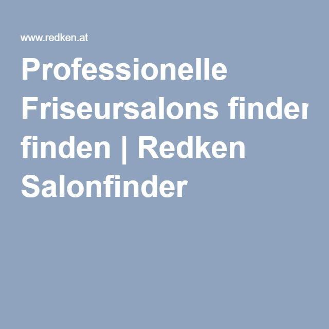 Professionelle Friseursalons finden | Redken Salonfinder
