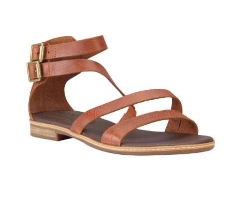 Women's Earthkeepers Darien Ankle Strap Sandals #timberland #sandals