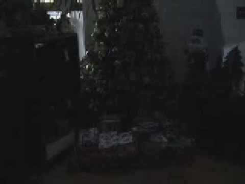 real video footage of Christmas Eve Ghost