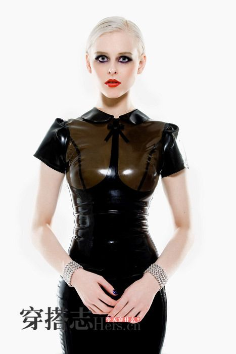 da cat latex xxx pics.