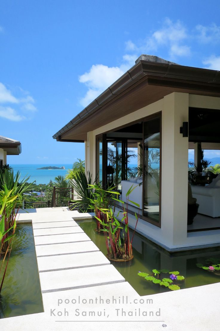 Koh Samui Vacation Rental With Private Pool House Tour Beach