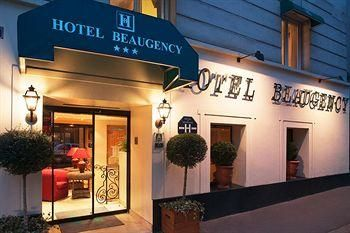 Hotel Beaugency (3 stars): a good value on a quieter street a short block off Rue Cler, has 30 smallish rooms with standard furnishings and a lobby that you can stretch out in. (occasional discounts for #RickSteves readers) $201.50