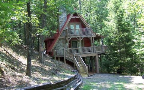 686 Damons Trail Murphy Nc I Want A Mountain Cabin