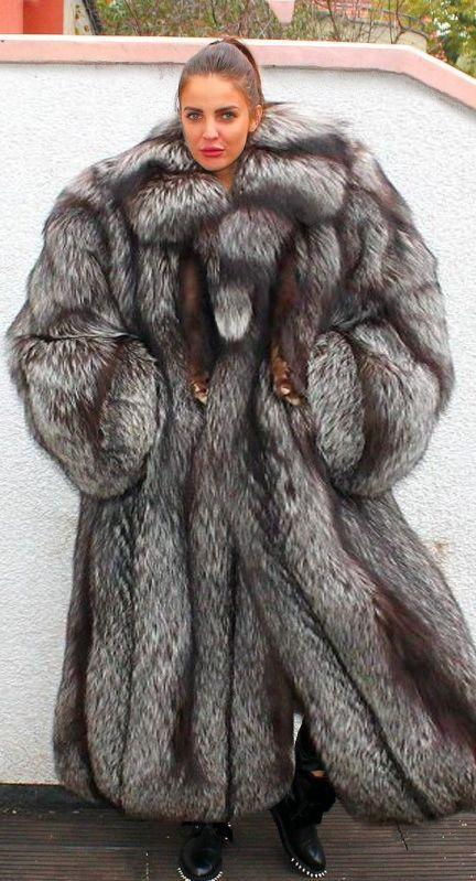 Massive Fur Coat