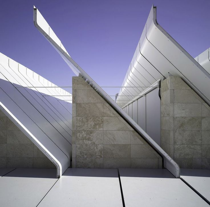 BCAM - Broad Contemporary Art Museum in Los Angeles, CA by RPBW - Renzo Piano Building Workshop
