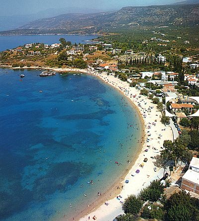 Stoupa - Greece, 2004.