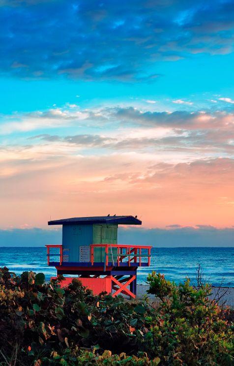 Color me happy. #Miami