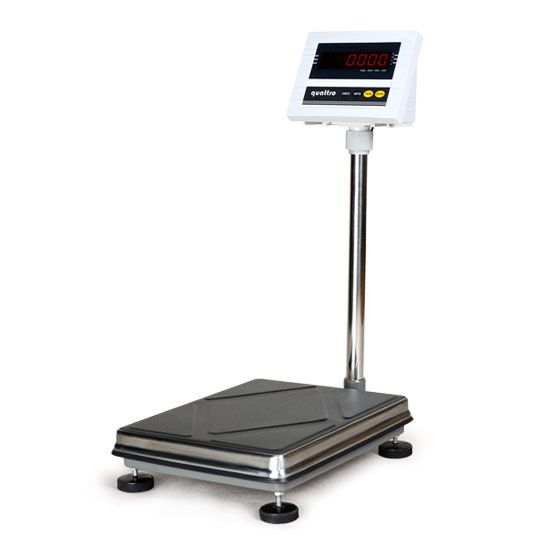 Timbangan Duduk Elektronik TMQ. Digital Bench Scale TMQ by QUATTRO