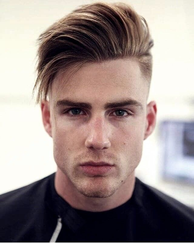 20 Beste Undercut Frisuren Fur Manner Men Be Styling Pinterest