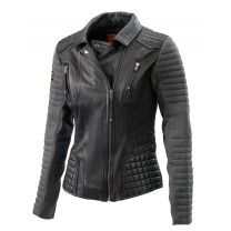 KTM - Girls Leather Jacket