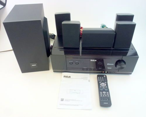 RCA Home Theater System, Bluetooth 5.1 - Awesome quality and value! #GreatSkyGifts