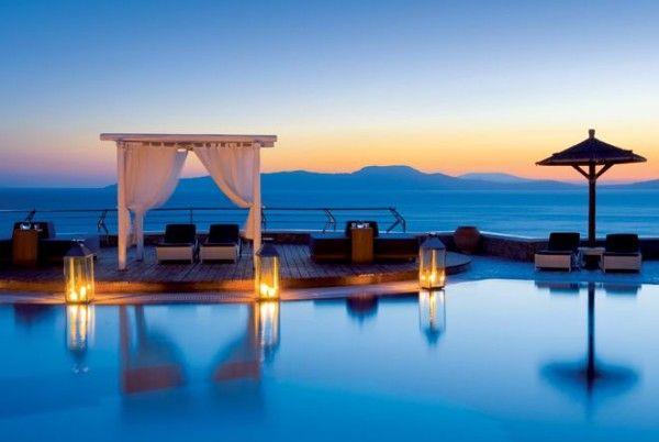 Exotic Sunset @Delight Lounge Bar