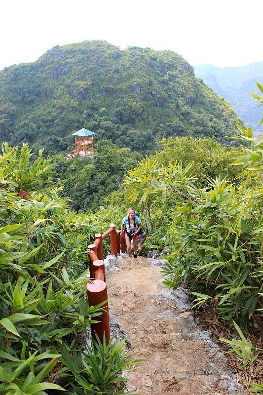 Национальный парк Катба, Вьетнам #tuanlinhtravel #виза #вьетнам #природа #горы #остров
