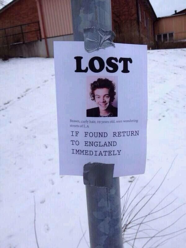 Harry, sweetheart, I think it's time for you to go back to England. It's best for everyone this way...