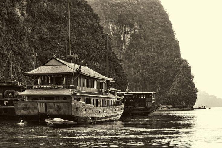 Vietnam Cruise Dock through the eyes of ckuhn55