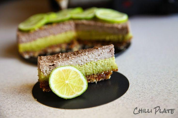 Chilli Plate: Ciasto limonkowe ... daktylowe ... bananowe ... Bez pieczenia!