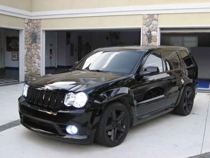 jeep | Jeep SRT8 Color Negro
