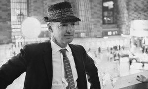 Saul Bellow in 1962: 'What matters is that good things get written.'  Photograph: Truman Moore/The LIFE Images Collection/Getty