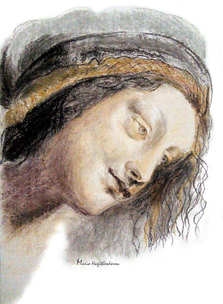 Study from Leonardo da vinci