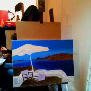 My art in progress