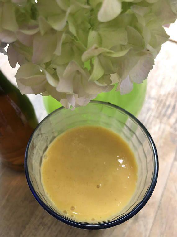 Organic Mango Turmeric Almond Milk Shake