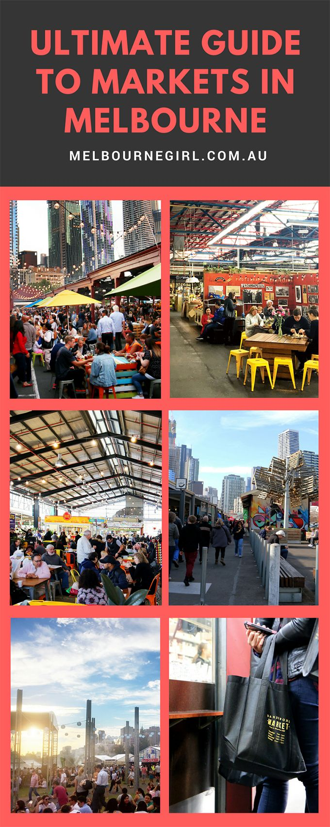 Ultimate Guide to Markets in Melbourne