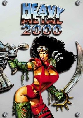 Heavy Metal 2000 if a follow up to the wildly successful original Heavy Metal. Heavy Metal the movie was an adaptation from the magazine of the same name, an adult comics (think adult anime made in america). The music was really good with artists like Billy Idol but it never reached the success of the original. Perhaps the times and the audiences have changed. Too bad, it could have been a really good one.