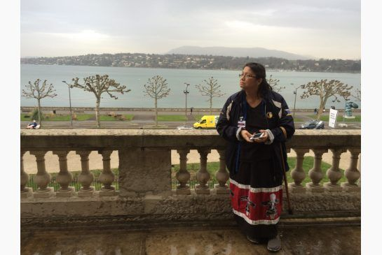Mercury-blighted community of Grassy Narrows takes its case to the UN Delegation of indigenous Canadians presenting its case in Geneva for safe drinking water for community first poisoned in the 1960s.