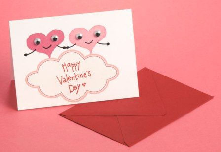 howto cloud 9 valentine card for Paper Source – Cute Valentine Cards Homemade
