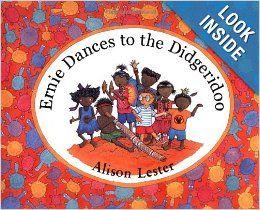Love it!  Ernie Dances to the Didgeridoo: Alison Lester: 0046442104425: Amazon.com: Books