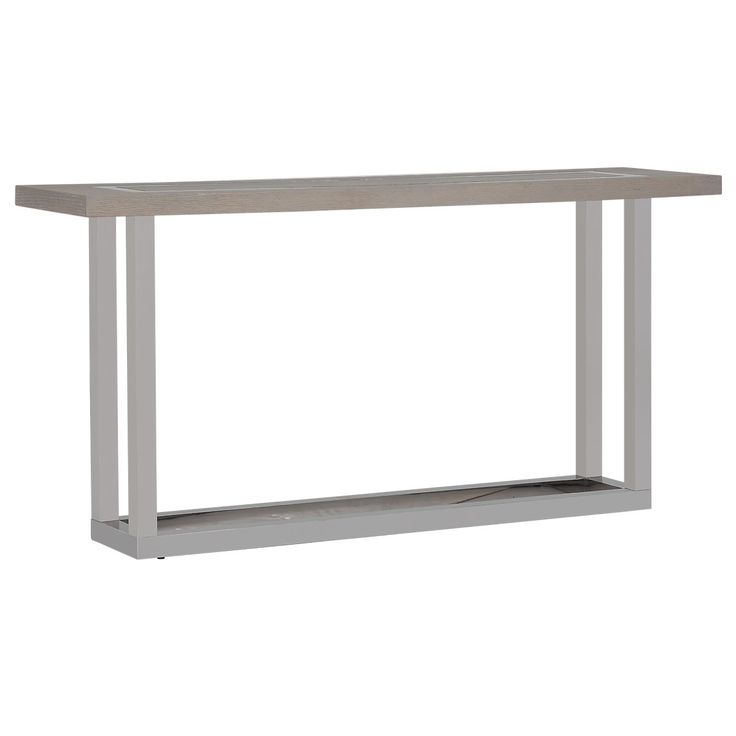 The Berlin sofa table does an excellent job of blending modern design with style and elegance. Simple and stunning, this sofa table features attractive shapes and excellent craftsmanship. This sofa table is a statement piece that is durable enough to stand the test of time.