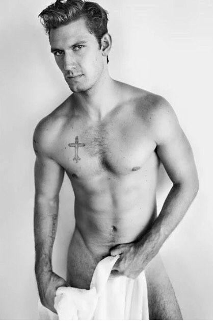 Alex pantos nude modeling