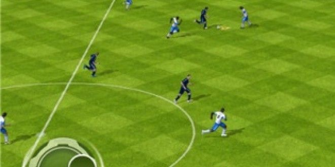 FIFA 13 game for Windows 8 phones