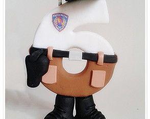 Vela Personalizada Policia Militar MG