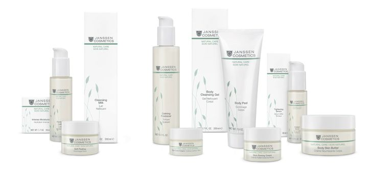 Organic Products by Janssen Cosmetics. http://www.janssen-cosmetics-shop.ie/biocosmetics.html