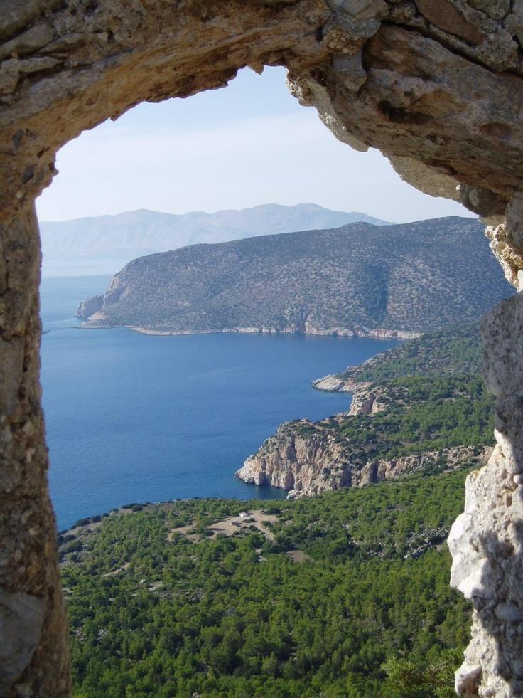 greece rhodes island....monolitos