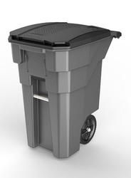 50 gallon suncast commercial wheeled trash can - Commercial Trash Cans