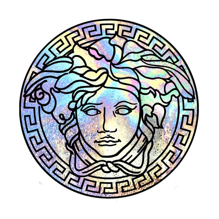 Custom Versace logo