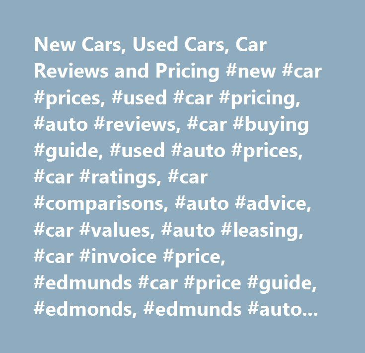 edmunds new car release dates25 best ideas about Car ratings on Pinterest  Custom cars Cool