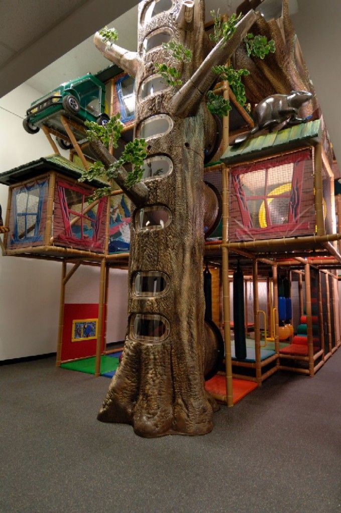Douglas Fir Resort & Chalets is pleased to offer our giant an indoor playzone exclusively to registered guests. This interactive structure is located in our former racquetball court. Measuring over two storeys in height and 36 feet in length, it is Western Canada's largest hotel indoor playground.  Designed, mfg and installed by us!