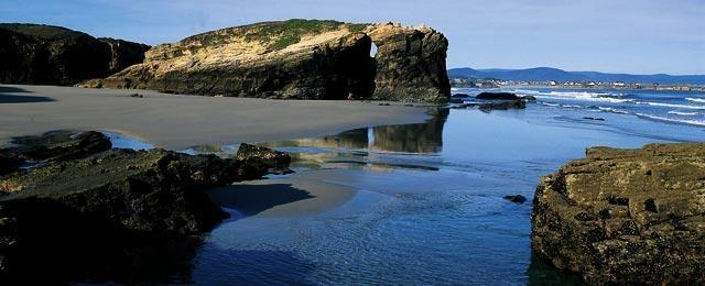 Praia de As Catedrais. Ribadeo, Lugo