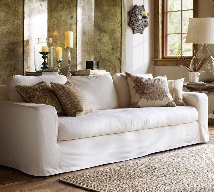 Solano Slipcovered Furniture Slipcovers