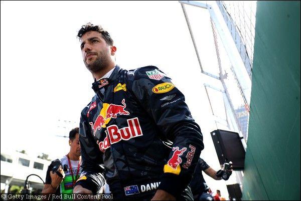 Ricciardo spera nella top 5 in Austria
