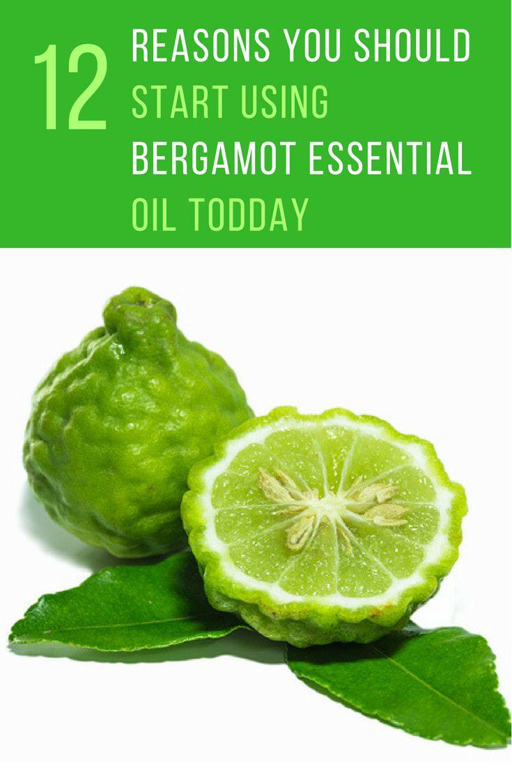 12 Reasons You Should Start Using Bergamot Essential Oil Today. | Ideahacks.com