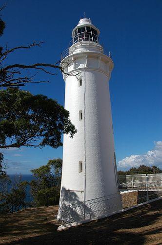 Table Cape lighthouse [1888 - Wynyard, Tasmania, Australia]