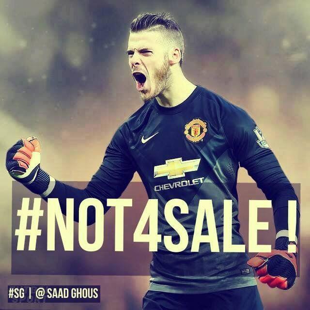 de Gea | Manchester United